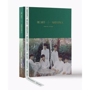 SHINHWA HEART TWENTY SPECIAL ALBUM ALL YOUR 2018 神話 ハート スペシャル アルバム【レビューで生写真5枚 / 送料無料】|shop11