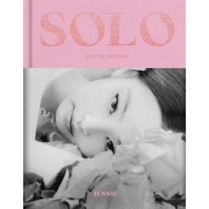 BLACKPINK JENNIE SOLO PHOTOBOOK SPECIAL EDITIONジェニー ソロー スペシャル 写真集【先着ポスター】【レビューで生写真5枚】【送料無料】|shop11