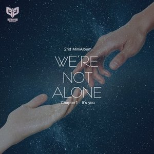 GREAT GUYS WE'RE NOT ALONE CHAPTER1 IT'S YOU 2ND MINI ALBUM グレートガイズ 2集 ミニアルバム【宅配便】|shop11