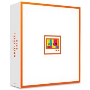 【 3000枚 限定版】ZICO TELEVISION SPECIAL EDITION ジコ テレビジョン スペシャル 限定版 【レビューで生写真5枚】|shop11