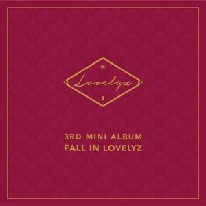 LOVELYZ - FALL IN LOVELYZ (3RD MINI ALBUM)  【レビューで生写真5枚】【宅配便】 shop11