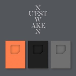 【KIHNO】NUEST W - WAKE,N【レビューで生写真5種】【送料無料】 shop11
