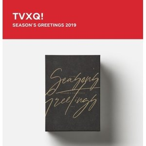 TVXQ! 2019 SEASONS GREETINGS 東方神起 2019年 カレンダー【レビューで生写真5枚】【送料無料】 shop11