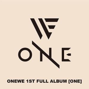 ONEWE  1st Album [ONE] shop11