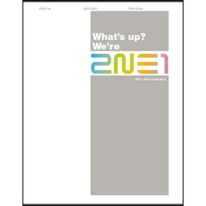 2NE1 - WHAT'S UP WE'RE 2NE1|shop11
