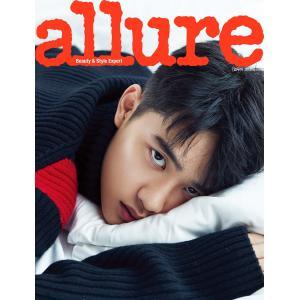 2018年 12月号 ALLURE アールアー EXO D.O 画報 インタビュー 韓国 雑誌 マガジン Korean Magazine 【レビューで生写真5枚】|shop11