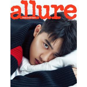 2018年 12月号 ALLURE アールアー EXO D.O 画報インタビュー 韓国 雑誌 マガジン Korean Magazine 【レビューで生写真5枚】|shop11