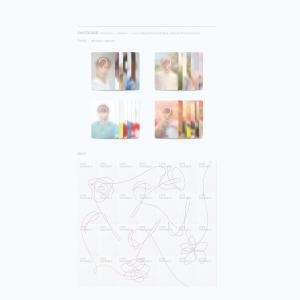 【4種セット】【全曲和訳】BTS LOVE Y...の詳細画像3