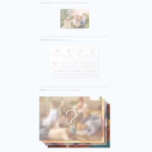 【4種セット】【全曲和訳】BTS LOVE Y...の詳細画像4