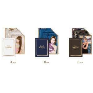 TWICE FEEL SPECIAL 8th MINI ALBUM PHOTOCARD 1種 (PHOTOCARDのみ)|shop11