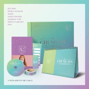 CHUNG HA 2020 SEASONS GREETINGS チョンハ 2020年 カレンダー 【宅配便】|shop11