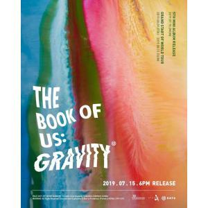 DAY6 THE BOOK OF US : GRAVITY 5TH MINI【先着ポスター丸め|レビューで生写真5枚|宅配便】|shop11