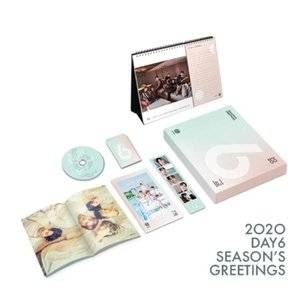 【2020年 カレンダー】 DAY6 2020 SEASONS GREETINGS シーズン グリーティング 公式グッズ 【宅配便】|shop11