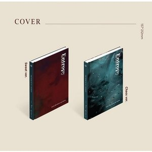 DAY6 The Book of Us : Entropy 3rd ALBUM デイシックス 3集【送料無料】|shop11