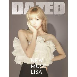 2019年 2月号 DAZED BLACKPINK LISA リサ 画報インタビュー 韓国 雑誌 マガジン Korean Magazine|shop11