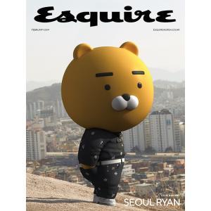 【優先予約】2019年 3月号 ESQUIRE LINE SEOUL LYAN 画報インタビュー 韓国 雑誌 マガジン Korean Magazine|shop11