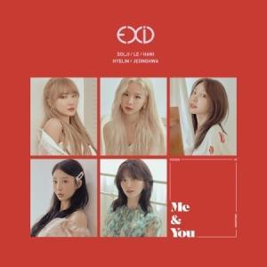 EXID ME&YOU MINI ALBUM ミニ アルバム【宅配便】|shop11