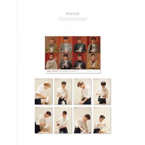 【ポスター 5種セット 】EXO 2017 WINTER SPECIAL 「UNIVERSE」POSTER セット ポスターまとめ買い(ポスターのみ単品購入可)|shop11