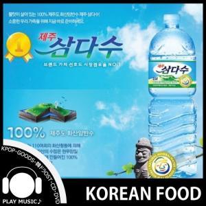 済州 三多水 2L × 12本入 韓国産 ナチュラル ミネラルウォーター ◆ 2L ペット×12本入 激安水 水 2リットルの水|shop11