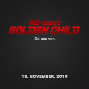 GOLDEN CHILD 1ST ALBUM RE-BOOT DELUXE VER ゴールデンチャイルド 1集 アルバム【宅配便】|shop11