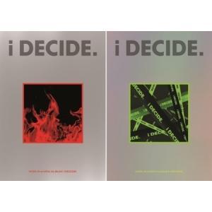 【2種セット|全曲和訳】iKON I DECIDE 3RD MINI ALBUM アイコン 3集 ミニ アルバム【先着ポスター2枚丸め保証|レビューで生写真10枚|配送特急便】|shop11