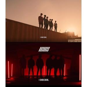 【全曲和訳】iKON I DECIDE 3RD MINI ALBUM アイコン 3集 ミニ アルバム【先着ポスター丸め|レビューで生写真5枚|宅配便】|shop11