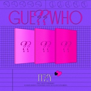 【VER選択】ITZY GUESS WHO イッチ 新アルバム (FAN SONG MIDZY 収録)【先着ポスター保証|レビューで生写真10枚|配送特急便】|shop11