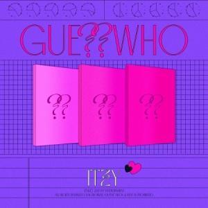 【3種セット】ITZY GUESS WHO イッチ 新アルバム (FAN SONG MIDZY 収録)【送料無料】ポスターなしで格安|shop11