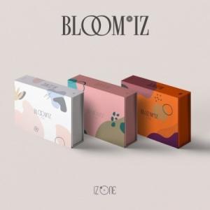【VER選択|CD|全曲和訳】IZ*ONE BLOOM*IZ 1st ALBUM アイズワン 正規 1集 IZONE【先着ポスター丸め|レビューで生写真5枚|宅配便】
