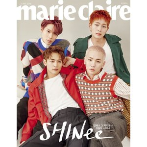 marie claire korea 2018年 6月号 POSTER 【発送】【レビューで生写真5枚】|shop11