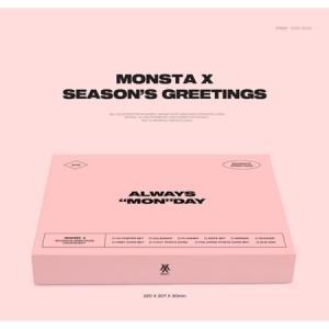 【2019年 カレンダー】モンスターX MONSTA X 2019年 カレンダー CALENDAR【レビューで生写真5枚】【宅配便】|shop11