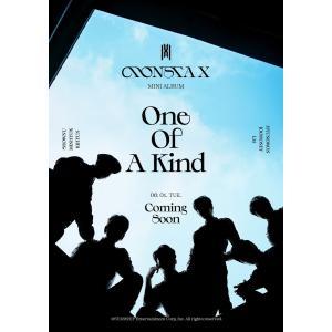 【全曲和訳】MONSTA X ONE OF A KIND MINI ALBUM モンスターエックス ミニアルバム【先着ポスター レビューで生写真5枚 送料無料】 shop11