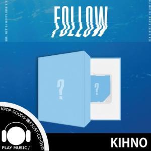 【KIHNO】MONSTA X FOLLOW FIND YOU 7TH MINI ALBUM モンスターエックス 7集 ミニ【レビュー生写真5枚|宅配便】|shop11