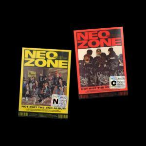 ポスター付【VER選択 全曲和訳】NCT 127 NEO ZONE 2ND FULL ALBUM NCT127 正規 2集 アルバム【レビューで生写真5枚 宅配便】 shop11