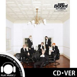【CD|VER選択】NCT DREAM WE BOOM 3RD MINI ALBUM【先着ポスター保証|レビューで生写真10枚|宅配便】|shop11