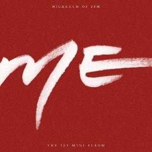 NICHKHUN ME 1ST MINI ALBUM 2PM ニックン 1集 ミニ アルバム【先着ポスター丸め レビューで生写真5枚 宅配便】 shop11