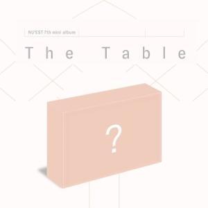 【KIHNO】NU'EST THE TABLE 7th MINI ALBUM ニュイスト 7集 ミニ アルバム AIR KIT【宅配便】|shop11