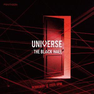 Pentagon Universe: The Black Hall 1st FULL ALBUM ペンタゴン 正規 1集 アルバム【レビューで生写真5枚|宅配便】|shop11