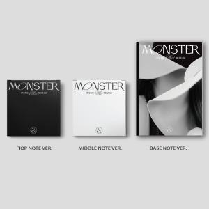 【3種セット|初回先着ポスター丸め3種|全曲和訳】Irene & Seulgi Monster 1ST Mini アイリン&スルギ モンスター 1集 ミニ【レビューで生写真5枚|送料無料】|shop11