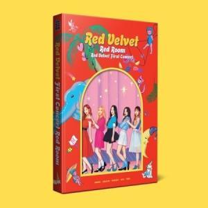 RED VELVET FIRST CONCERT RED ROOM PHOTO BOOK レッドベルベット 共演 写真集【レビューで生写真5枚】【宅配便】|shop11