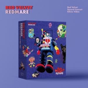 【KIHNO】RED VELVET SECOND CONCERT REDMARE KIHNO VIDEO レッドベルベット キノ ビデオ【レビューで生写真5枚|送料無料】|shop11