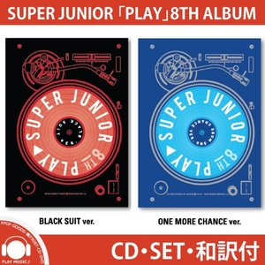 【SET】【全曲和訳】SUPER JUNIOR PLAY 8...