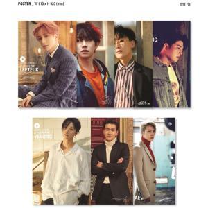 【ポスターオプション】SUPER JUNIOR 8th album PLAY (PAUSE ver) POSTER(YESUNG、HEECHUL)(2個購入で2種提供)(ポスターのみ単品購入可) shop11