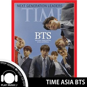 【特典メンバー指定】2018年 10月 22日号 TIME ASIA BTS 表紙 画像 記事等 韓国雑誌【ポスター丸め付】【レビューで生写真5枚】【宅配便】|shop11