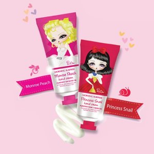 MORNING SURPRISE PRINCESS SNAIL HAND CREAM  ハンドクリーム|shop11