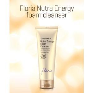 [TONYMOLY] FLORIA NUTRA ENERGY FOAM CLEANSER  トニーモリー フォームクレンザー|shop11