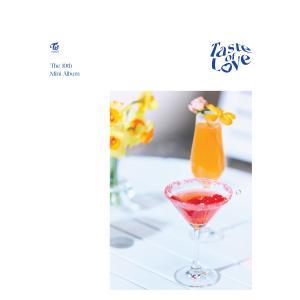 【3種セット|全曲和訳】TWICE TASTE OF LOVE 10TH MINI ALBUM ツワイス 10集 ミニ アルバム【送料無料】ポスター無しで格安|shop11