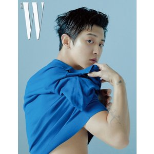 2019年 3月号 W EXO CHAN YEOL 画報インタビュー 韓国 雑誌 マガジン Korean Magazine【レビューで生写真5枚】|shop11