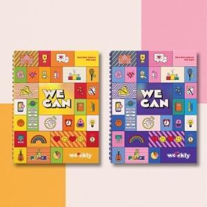 WEEEKLY WE CAN 2ND MINI ALBUM ウィクリー 2集 ミニアルバム【先着ポスター丸め】【宅配便】|shop11
