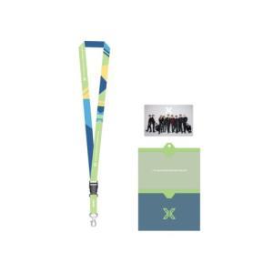 X1 LANYARD TICKET CASE PHOTO CARD 1ST MINI ALBUM PREMIER SHOW-CON グッズ  PRODUCE X 101 公式 グッズ 【レビュー生写真5枚|宅配便】|shop11